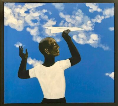 Abe Odedina, 'Come fly with me ', 2019