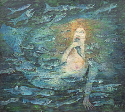 John Farrington, 'The Mermaid II', 1997