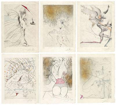 Salvador Dalí, 'Venus aux Fourrures', 1969