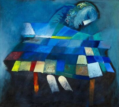 Charles Blackman, 'Dream Image', 2018