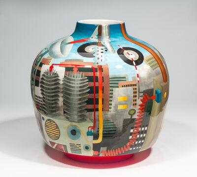 John Newdigate, 'The Machine Behind Us', 2019-2020