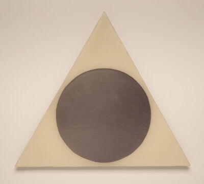 Florence Miller Pierce, 'Untitled - Triangle', 1990