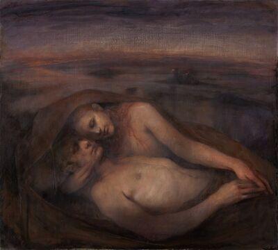 Odd Nerdrum, 'Aurora', 2015