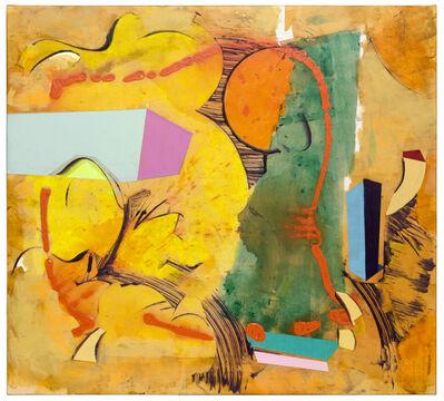 Walter Darby Bannard, 'Prodigal Sun (15-23A)', 2015