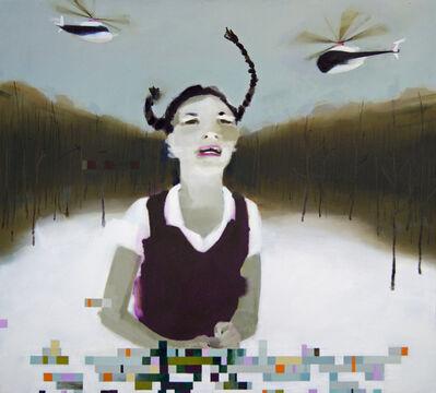 Jesper Blader, 'Keep on running', 2010