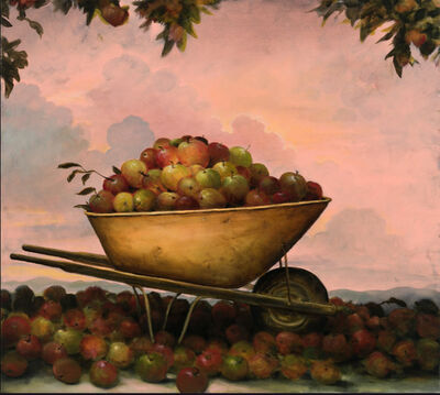 Kevin Sloan, 'Apples I've Eaten ', 2019