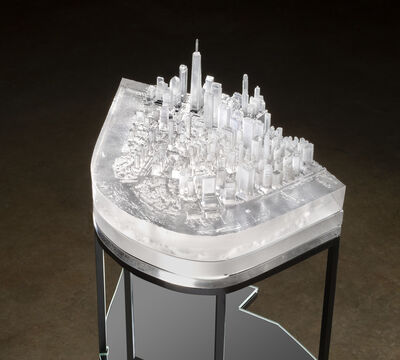 Norwood Viviano, 'MINING INDUSTRIES - LOWER MANHATTAN', 2020