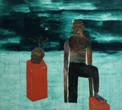 Gideon Appah, 'Portrait of an Ordinary Man', 2019