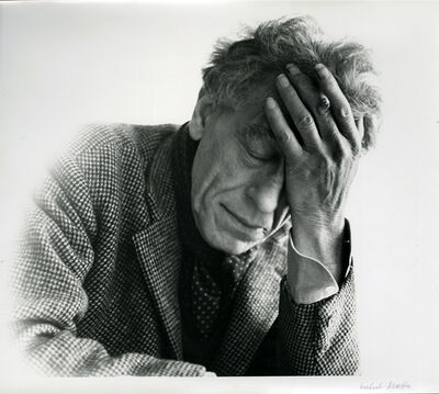 Herbert Matter, 'Albert Giacometti Portfolio', 1978