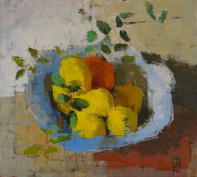 Jill Barthorpe, 'Square Bowl', 2018