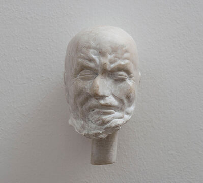 Bernardí Roig, 'Small head of Ranuccio T', 2015