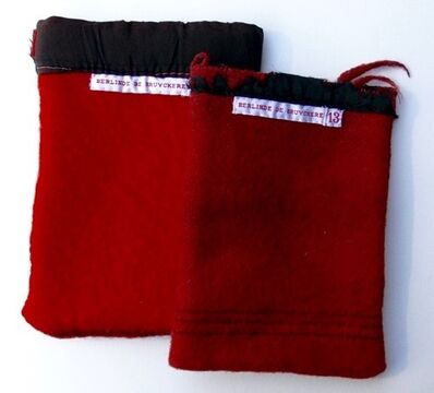 Berlinde De Bruyckere, 'Wool Blanket', 2015