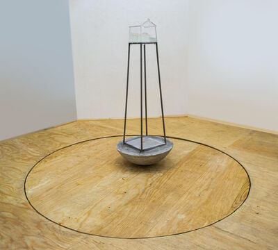 Patricia Belli, 'El piso se mueve', 2020