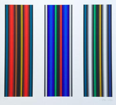 Dario Perez-Flores, 'Prochromatique Tryptich', 2015