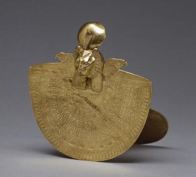 'Aegis with the head of Sakhmet', ca. 900-750 B.C.
