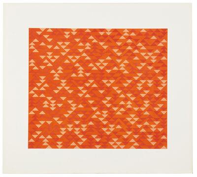 Anni Albers, 'TR I', 1969