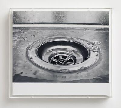 James White, 'Plug Hole', 2019