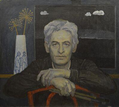 Vadim Semenovich Velichko, 'Self portrait', 1986