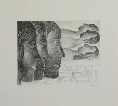 Rodolfo Morales, 'Suenos y Despertares', 1994