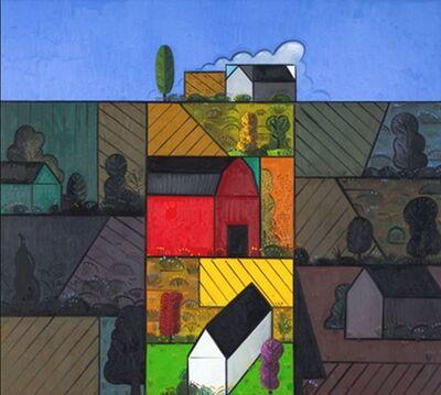 Richard Thompson, 'Horizon - Prairie Fields #10', 2009