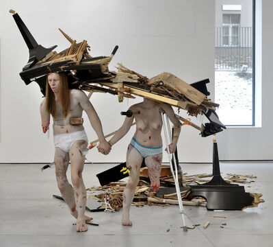 Tony Matelli, 'Fucked Couple', 2005-2007
