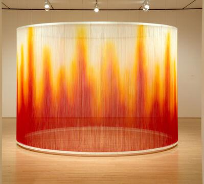 Teresita Fernández, 'Fire', 2005