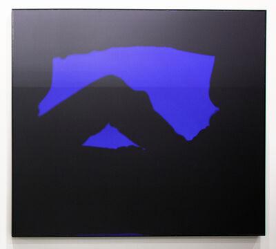 Marcia Pastore, 'Sem título, Série Azul 1', 2002.2013 BCE