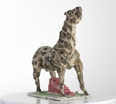 Markus Lüpertz, 'Trojanisches Pferd', 2016