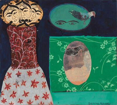 Samira Abbassy, 'Fragments of Ten Thousand to my Soul ', 2016