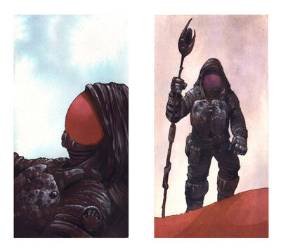 Arik Roper, 'Desert 1 & 2', 2013
