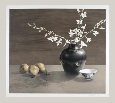 Skip Steinworth, 'Still Life with Pears', 1992