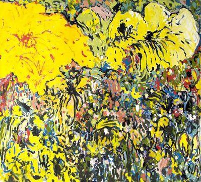 Clotaire Lehoux, 'Messe des fleurs (Flower mass)', 2017