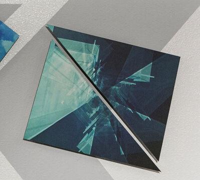 Sabin Aell, 'Sliding, Gliding on Shimmering Glass'