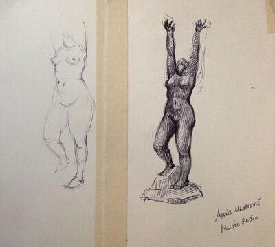 Julia Levitina, 'D'après I. Mestrovič (Musée Rodin) | After I. Mestrovič (Musée Rodin)'