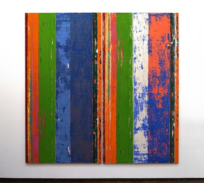 Rainer Gross, 'Munteano Twins', 1998