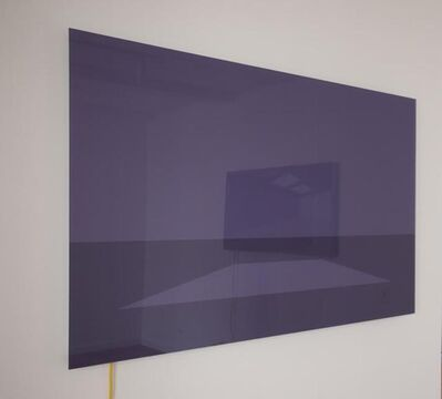 Anibal Gomescasseres, 'Splash Púrpura', 2019