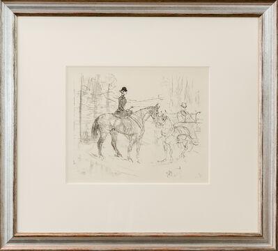 Henri de Toulouse-Lautrec, 'Amazone de Tonneau', 1950