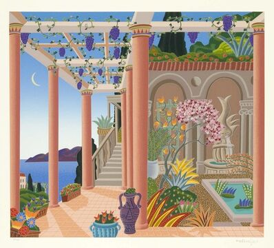 Thomas Mcknight, 'Ancient Garden', 1993