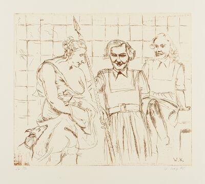 Walter Kranz, 'Die Schwestern Veronal', 1995