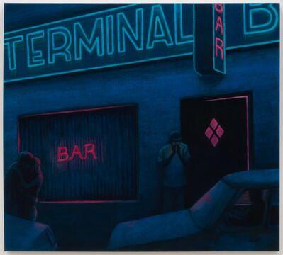 Jane Dickson, 'Terminal Bar II', 2017