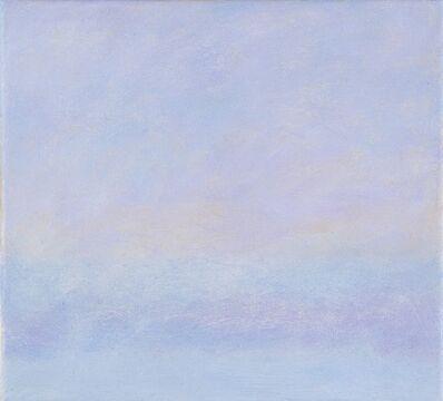 Jon Schueler, 'Blue Sky Study', 1974