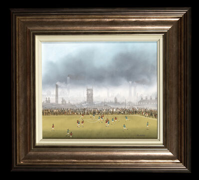 Brian Shields (Braaq), 'The Big Match', 20th century