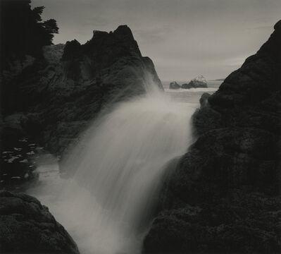William Scott (b. 1967), 'Pour Over, Point Lobos, California', 2016