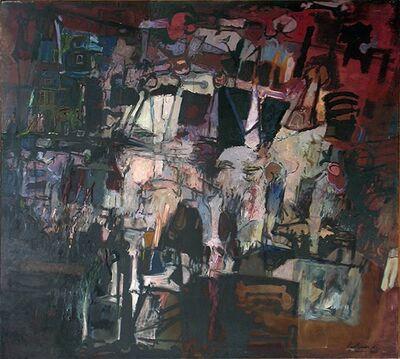 William Pachner, 'Succession of Events', 1961