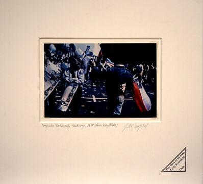 Lotty Rosenfeld, 'Plebicito 1988 / Edificio Diego Portales / Santiago - Chile', 1988