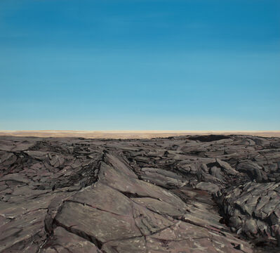Michael Brophy, 'Lava Field Surface I', 2017