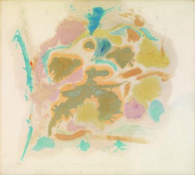 Helen Frankenthaler, 'Shatter', 1953