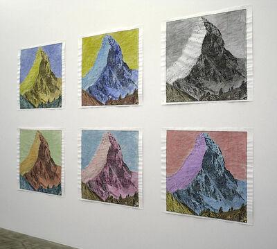 Hans-Peter Feldmann, 'Mountains', 1990