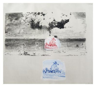 Vernon Fisher, 'Study Bikini', 1987
