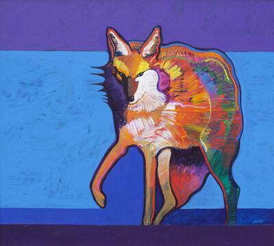 John Nieto, 'Coyote Medicine', 1992